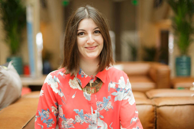 Alexiane Poisson - Directrice Artistique Ileadic
